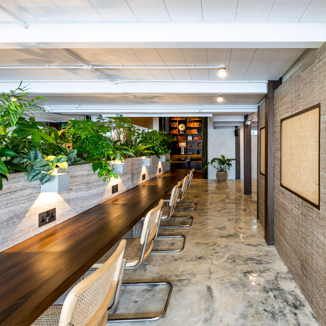 x2 FREE Day Passes at Stylish and Sustainable, Banyan Workspace
