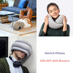 Ostrich Pillows (Relax. Recharge. Anywhere)